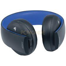 PlayStation Gold Wireless Stereo Headset - Jet Black (261036022)