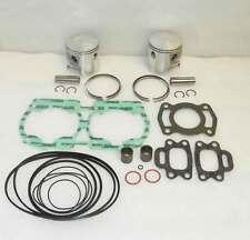 Top End Repair Piston Gasket Kit Seadoo 580 PWC 76.5mm (+0.5mm) 010-815-12
