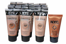 13 x NYC Skin Matching  Foundation | Assorted Shades | Wholesale Cosmetics