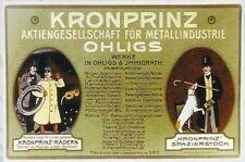 Principe ereditario AG per metallurgia Solingen Histor. azione 1935 Mannesmann Aluguss