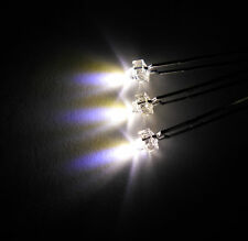 Warm White 1.8mm LED  x  20 plus 20 1K resistors