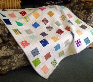 Floating Squares Quilt