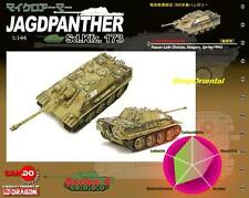 DRAGON 1:144 WW2 GERMAN JAGDPANTHER TANK Panzer Lehr Div Hungary 1945 20019_C