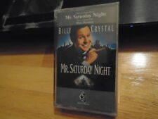 SEALED RARE OOP Mr. Saturday Night CASSETTE TAPE soundtrack score MARC SHAIMAN !