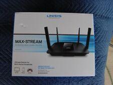 Linksys AC2600 4 x 4 MU-MIMO Dual-Band Gigabit Router with USB 3.0 eSATA