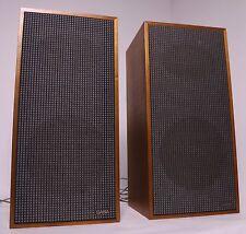 Saba Hi-Fi estéreo II a box speaker Tube 3ds 5010 一薩巴 德國揚聲器