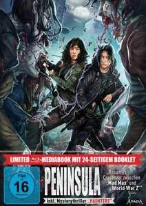 Peninsula [Blu-ray & DVD im Limited Mediabook /NEU/OVP] 24-seitiges Booklet; Bon