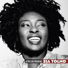 Sia Tolno - African Woman (NEW CD)