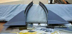C7 Corvette ZO6 Carbon Fiber Stage 3 Extension Winglets/GM- C/F