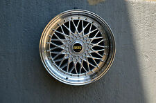 Set of 4 Rims 18 inch Silver 18x8 Rims fits 5x114.3 ET30 CB74