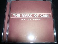 The Mark Of Cain Ill At Ease Australian Metal CD