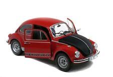 VOLKSWAGEN VW MAGGIOLINO 1303 COCCINELLA ROSSO//NERO 1:18 solido