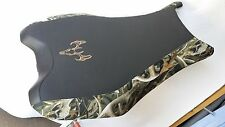 Moto Gear Graphics Seat Cover Compatible With Honda Rincon 680 650 Camo Black Seat Cover #MGGSL05477