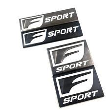 LEXUS F Sport calcomanías, Pegatinas, placa de tronco y Fender conjunto ES GS RX es