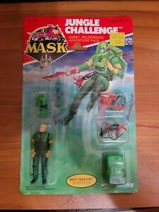 Vintage 1986 MASK Jungle Challenge Matt Trakker
