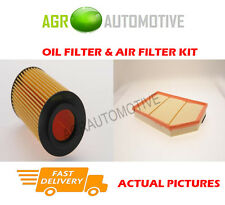 DIESEL SERVICE KIT OIL AIR FILTER FOR VOLVO XC70 2.4 185 BHP 2007-09