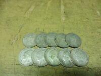 Anlegerposten, Niederlande Silber, 10 x 1 Gulden ALT, 100 gramm, Investorenpaket