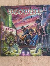 BEOWULF Self Titled 1986 Hardcore Punk Lp Record With Insert Rare