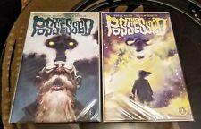 The possessed #1 & #2 (VF)