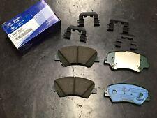 HYUNDAI OEM 11-16 Elantra Brake-Front Pads 581013XA20