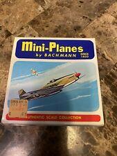 Bachmann mini planes Mustang P-51