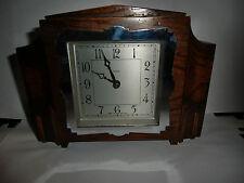 Super Enfield Hand Wind Mantel Clock