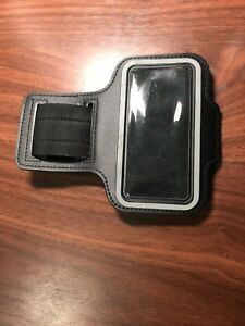 Grey And Black Running Armband Iphone 5/5s / Ipod