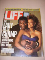 LIFE MAGAZINE, JULY, 1988, MIKE TYSON, ROBIN GIVENS Cover, PAUL HOGAN, STALLONE!