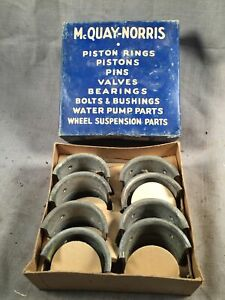 1932-1938 Ford 85 HP flathead rod bearings 48-6211-A 9020CS