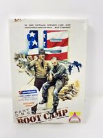Original 19 PART ONE BOOT CAMP Commodore 64 Cassette Game C64 Boxed