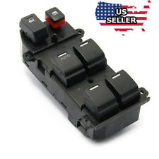 New Power Window Master Control Switch for 2007-2011 Honda CR-V  35750-SWA-K01