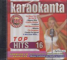 Haash Arjona Julieta Venegas Kudai Top Hits 16 Karaokanta Karaoke New Sealed