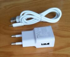 Handy Ladegerät Micro USB Samsung Sony HTC Lade Kabel Travel Adapter Charger CE