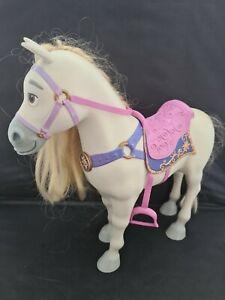 "Disney Princess Maximus Horse Rapunzel Tangled approx 12.5"""