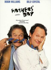 Like New WS DVD Fathers' Day Robin Williams Billy Crystal Julia Louis-Dreyfus