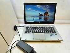 - (NICE) HP EliteBook 8470p Laptop w/ i5-3320M 2.60GHz/4GB RAM/500GB HDD/w10/AC