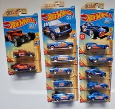 Hot Wheels 50th Anniversary - RACE TEAM  Set of 12 FREE SHIPPING