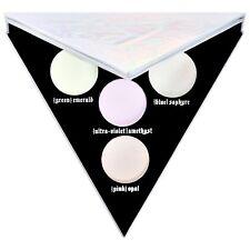 Kat Von, alchimista D, olografica, tavolozza, triangolare, pastelli, 4 colori,