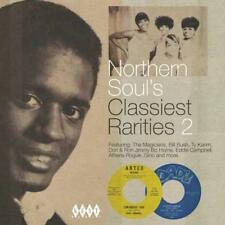 NORTHERN SOUL'S CLASSIEST RARITIES VOLUME 2 Various NEW & SEALED CD (KENT) 60s