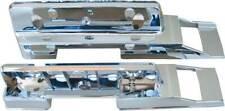 1967 Plymouth Barracuda, Valiant & Dodge Dart Front Arm Rest Bases - Chrome