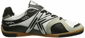 Kelme Star 360 Michelin Mens Leather Indoor Soccer Shoes Turquoise -no box-