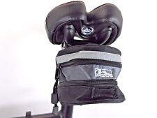 Satteltasche Werkzeugtasche für Unterwegs M-Wave mit Halter Erweiterbar 13920