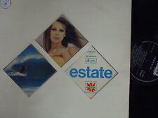 VANONI, REITANO, FRATELLO, IDENTICI, LAUZI, REVERBERI - ESTATE ARISTON LP, 1968