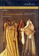Gioachino Rossini LA CENERENTOLA DVD NEW DTS Raquela Sheeran Glyndebourne Chorus