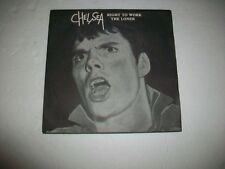 CHESEA - PUNK - KBD - Oi! - EP  w/ PICTURE SLEEVE NM-*
