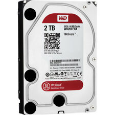 WD Red 2TB NAS Hard Disk Drive - 5400 RPM Class SATA 6 Gb/s 64MB Cache 3.5 Inch