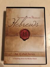 The Letter to the Messianic Hebrews by Michael Rood (Out Of Print)