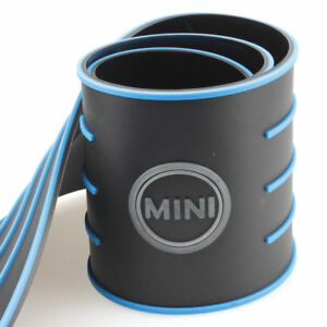 For Mini Cooper R60 Rubber Stripe Protector Scratch Guard Trunk Door Sills Strip