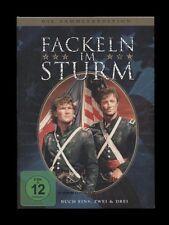 DVD FACKELN IM STURM - DIE SAMMLEREDITION - KOMPLETTE SERIE - PATRICK SWAYZE NEU