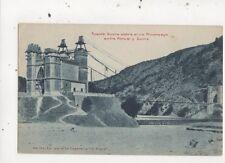 Puente Sucre Sobre El Rio Pilcomayo Bolivia Vintage Postcard 888a